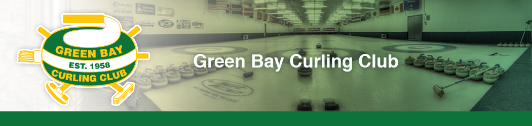 Green Bay Curling Club banner